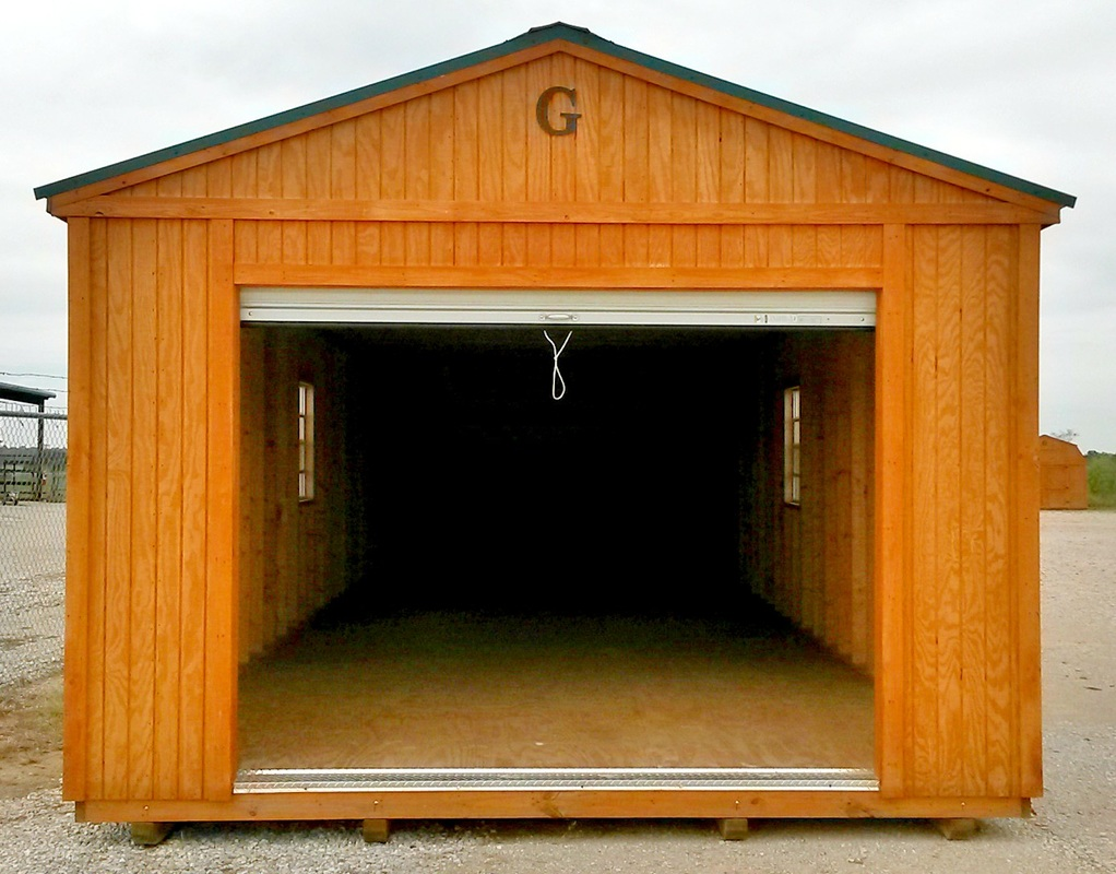 Our Garage Is Available In Sizes From 10x20 Up To 16x40.
